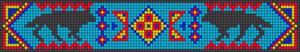 Alpha pattern #19831