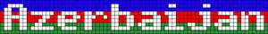Alpha pattern #19832
