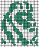 Alpha Friendship Bracelet Pattern #19849