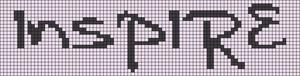 Alpha Friendship Bracelet Pattern #19850