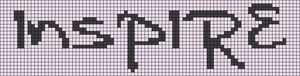 Alpha pattern #19850