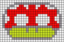 Alpha pattern #19862
