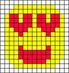Alpha pattern #19867