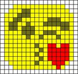 Alpha pattern #19869