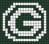 Alpha pattern #19875