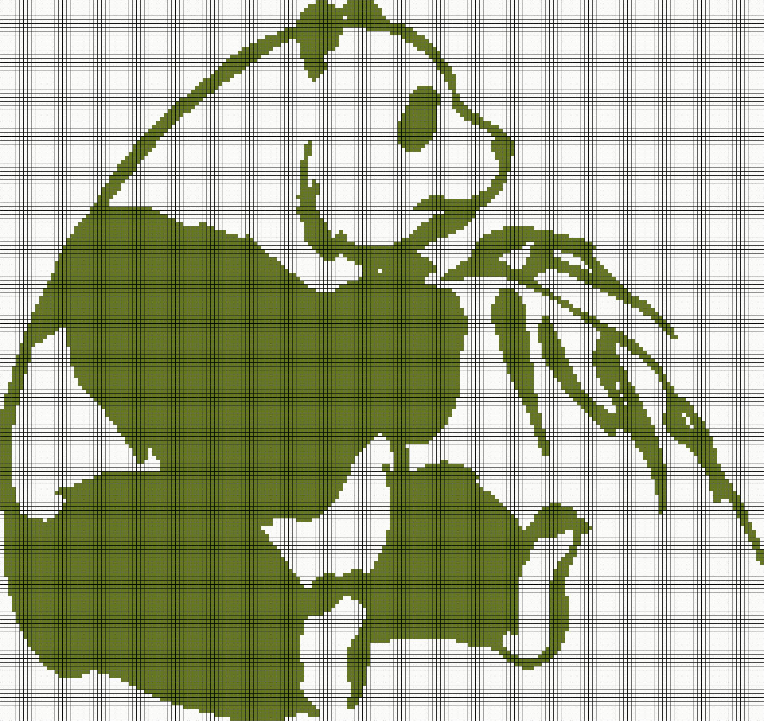 Alpha pattern #19884 preview