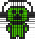 Alpha pattern #19888