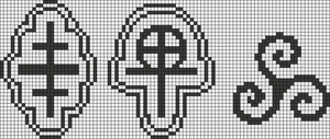Alpha pattern #19894