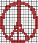 Alpha pattern #19900