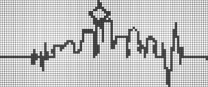 Alpha pattern #19908
