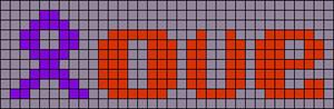 Alpha pattern #19909