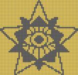 Alpha pattern #19911