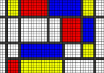 Alpha pattern #19915