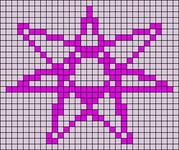Alpha pattern #19918