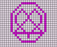 Alpha pattern #19920