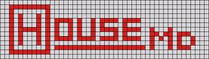 Alpha pattern #19921