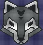 Alpha pattern #19924