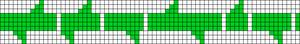 Alpha Friendship Bracelet Pattern #19925