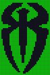 Alpha pattern #19938