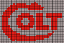 Alpha pattern #19941