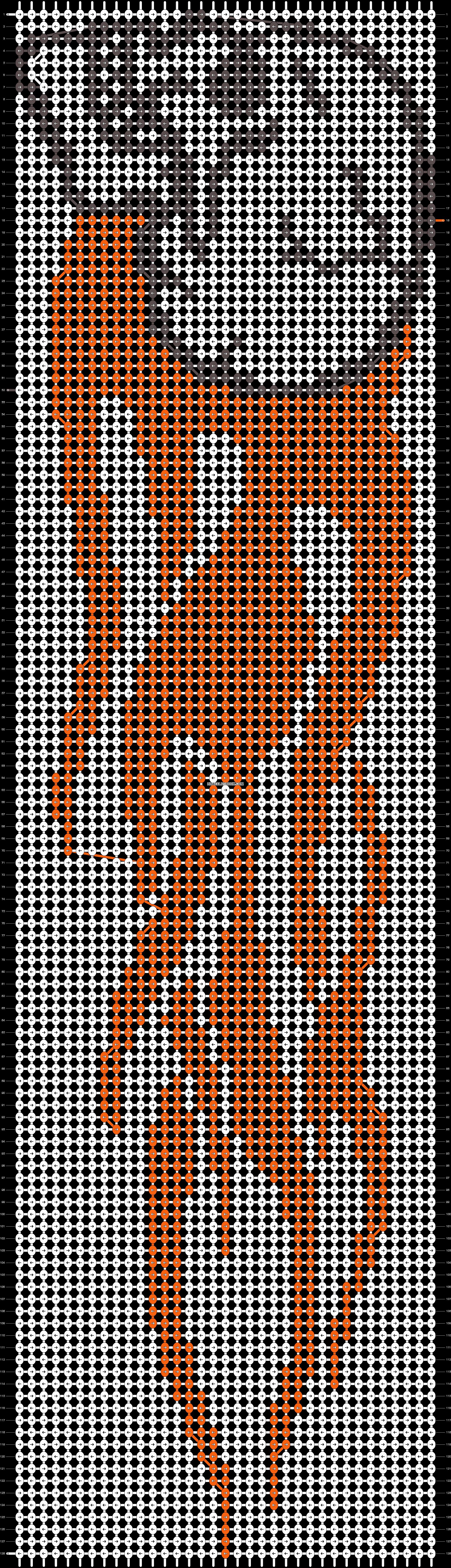 Alpha pattern #19952 pattern