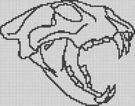 Alpha Friendship Bracelet Pattern #19953