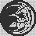 Alpha pattern #19959