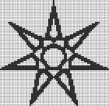 Alpha pattern #19961
