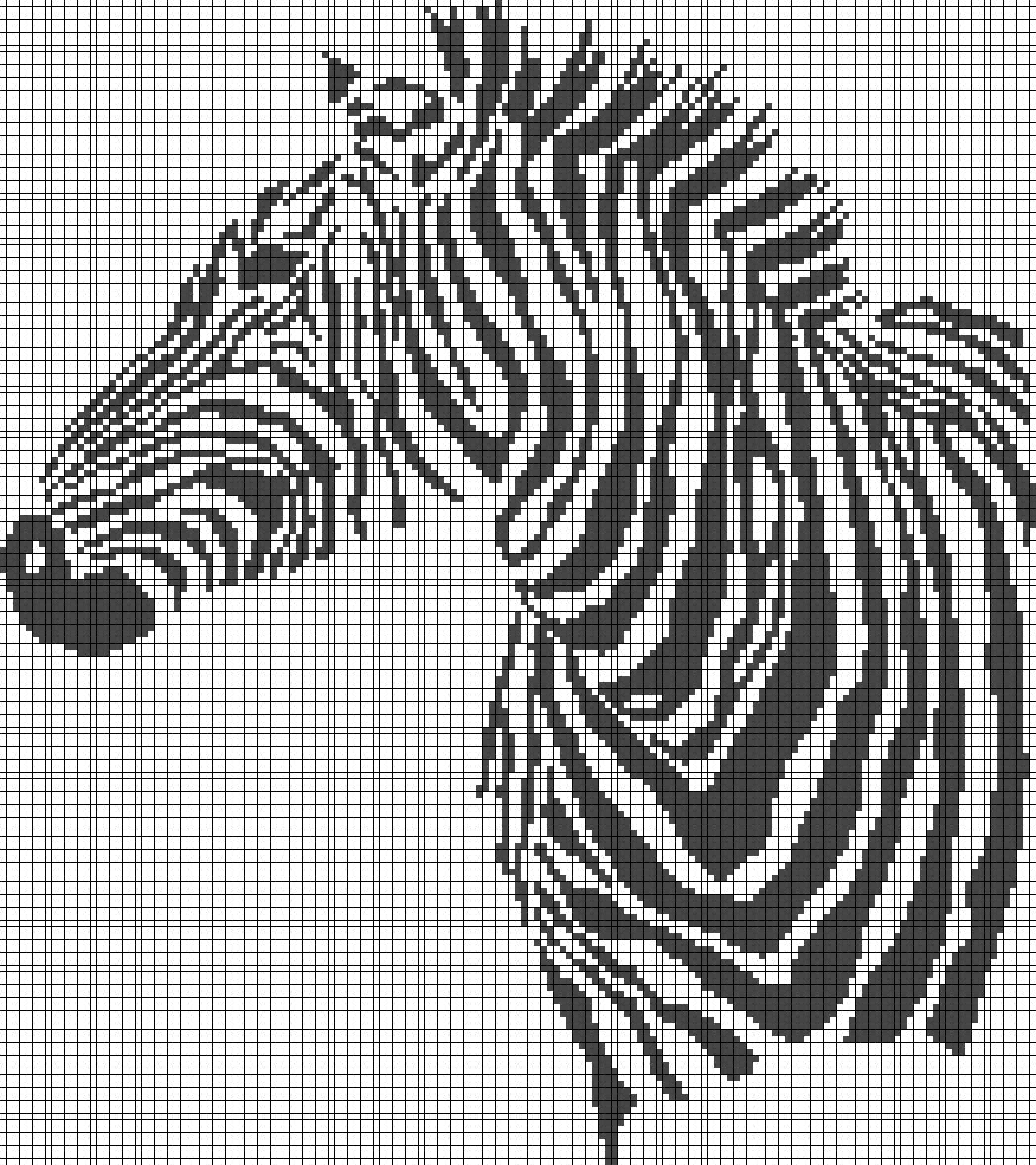 Alpha pattern #19962 preview