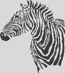 Alpha pattern #19962