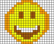 Alpha pattern #19966