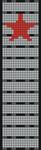 Alpha Friendship Bracelet Pattern #19972