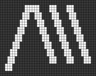 Alpha pattern #19980