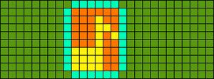 Alpha pattern #19994