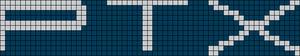 Alpha pattern #20005