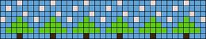 Alpha pattern #20007