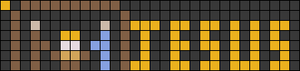Alpha pattern #20008