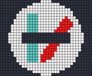 Alpha pattern #20012