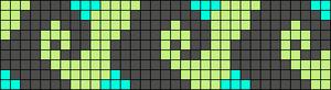 Alpha pattern #20015