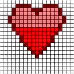 Alpha pattern #20016
