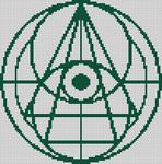 Alpha pattern #20019