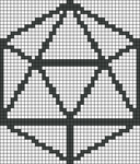 Alpha pattern #20021