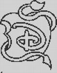 Alpha Friendship Bracelet Pattern #20025