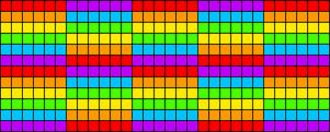 Alpha pattern #20034
