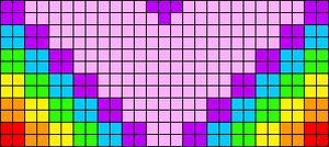 Alpha pattern #20035
