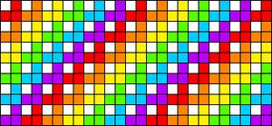 Alpha pattern #20036