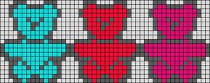 Alpha pattern #20043