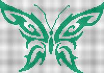Alpha pattern #20064