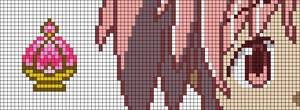 Alpha pattern #20074