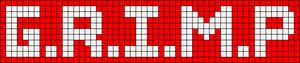 Alpha pattern #20080